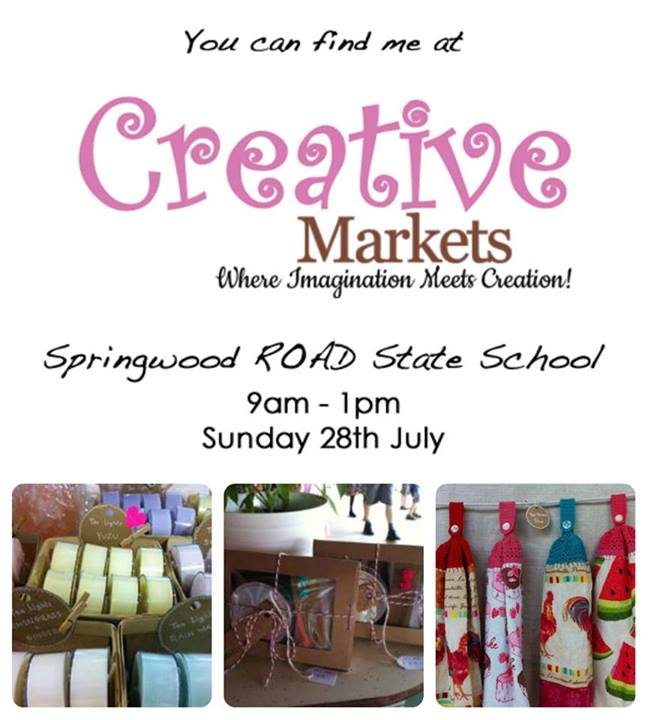 4006Things will be at Creative Markets July 28, 2013